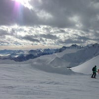 Photo taken at Serfaus Fiss Ladis by Sean S. on 2/5/2013
