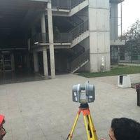 Photo taken at Escuela de Construcción Civil UC by Gustavo A. on 7/2/2016
