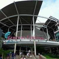 Photo taken at Central Festival Phuket by Suvanai I. on 7/19/2013