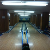 Photo taken at Sun Valley Bowling Alley by Erik B. on 8/26/2013