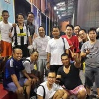 Photo taken at Vidi Arena Futsal by Erik K. on 7/10/2014