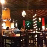Photo taken at Restaurante Terra do Mar by Seidi M. on 7/16/2013