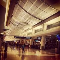 Photo taken at Norman Y. Mineta San José International Airport (SJC) by Zachary P. on 12/15/2012