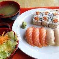 Photo taken at Sashimi Sashimi by Brian K. on 8/2/2015