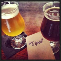 Photo taken at The Tripel by Paulette F. on 5/2/2013