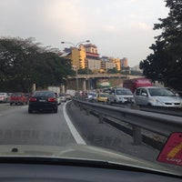 Photo taken at East-West Link Expressway by WeiZz O. on 2/12/2014