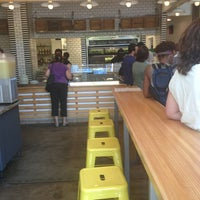 Photo taken at sweetgreen by Guido P. on 8/25/2013