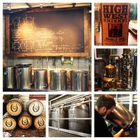 Photo taken at High West Distillery & Saloon by @HungryEditor B. on 1/27/2013