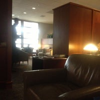 Photo taken at US Airways Club by Brent S. on 11/8/2012