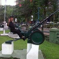 Photo taken at Museum Perjuangan TNI by amir r. on 8/22/2013