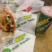 Photo taken at Subway by Stanley L. on 8/30/2014