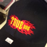 Photo taken at True BBQ by Kevin T. on 9/3/2014