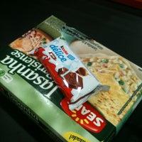 Photo taken at Supermercado Jacomar by Mayara M. on 6/16/2012