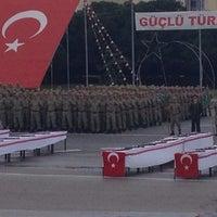 Photo taken at 1.Piyade Eğt. Tugay Komutanlığı Karargâh Bölüğü by Didosquare on 4/11/2014