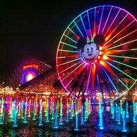 Photo taken at Disney California Adventure by Marilyn L. on 9/6/2013