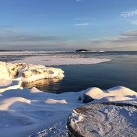 Photo taken at Neljän Tuulen Tupa / Fyra Vindarnas Hus by Paula L. on 1/17/2016