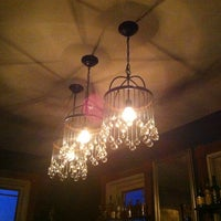 Photo taken at Solera Wine Lounge & Cheshire Bar by Amy B. on 4/7/2012