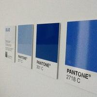 Photo taken at Pantone Hotel by Sébastien J. on 6/25/2013
