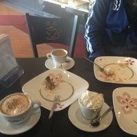 Photo taken at Paris Cafe by Lisa J. on 3/13/2013