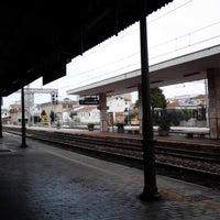Photo taken at Stazione Giulianova by Maurizio on 11/9/2013
