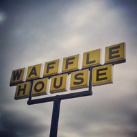 Photo taken at Waffle House by Charles C. on 12/25/2013