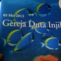 Photo taken at GDI Wisma Pelangi by louisa d. on 5/5/2013