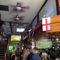 Photo taken at The Britannia Pub by @Jose_MannyLA on 5/31/2014