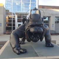 Photo taken at Zane Showker Hall by Tim S. on 11/24/2012