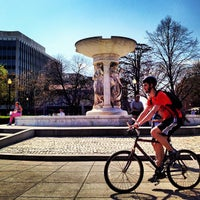 Photo taken at Dupont Circle by Howard J. on 4/10/2013