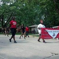 Photo taken at David H. Shepherd Park by Jonathon F. on 7/4/2013