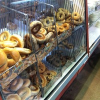 Photo taken at St. Urbain Bagel by Ted L. on 9/13/2014