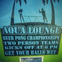 Photo taken at Aqua Lounge by Jim H. on 5/23/2013