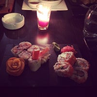 Photo taken at Katsura by Leïla on 11/4/2014