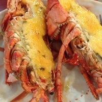 Photo taken at Osaka Seafood Buffet by 1111 1. on 1/21/2014