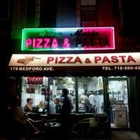Photo taken at Anna Maria Pizza & Pasta by Jordan N. on 9/28/2012