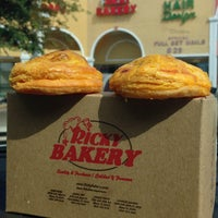 Photo taken at Ricky Bakery by Luis C. E. on 9/26/2013
