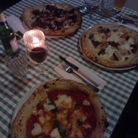Photo taken at Pizza Mario by Sarah C. on 3/16/2014