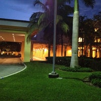 Photo taken at Trump National Doral Miami by Irma D. on 10/8/2012