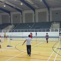 Photo taken at Salah AlDin Sports Hall صالة صلاح الدين الرياضية by Gokul R. on 10/1/2013