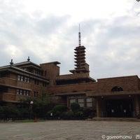 Photo taken at 甲子園会館(旧甲子園ホテル) by momo on 8/12/2015