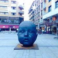 Photo taken at Hotel Sant Jordi by Gokhan G. on 1/5/2014