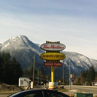 Photo taken at Tim Hortons by Garnet on 3/24/2013