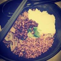 Photo taken at Restoran Super Kitchen Chilli Pan Mee (辣椒板面) by Loke K. on 2/1/2013