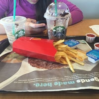 Photo taken at McDonald's by Eylül K. on 3/12/2015
