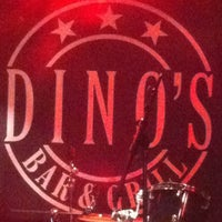 Photo taken at Dino's Bar & Grill by Kristiina K. on 6/30/2013