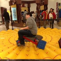 Photo taken at Museum of Mathematics (MoMath) by Jorge O. on 5/25/2013