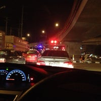 Photo taken at Mueang Min Intersection by wilai m. on 12/1/2012