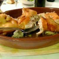 Photo taken at Restaurante La Portada del Mediodía by ALICIA B. on 8/6/2014