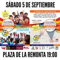 Photo taken at Plaza de la Remonta by Baileactivo on 9/4/2015