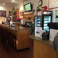 Photo taken at Amato Pizza by Zachary K. on 10/5/2014